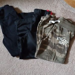 3 pairs of boys size 5t sweatpants